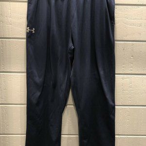 Under Armour Mens 3XL XXXL Loose Leg Pants Blue